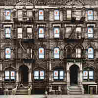 Cover for Physical Graffiti
