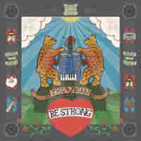 Cover of The 2 Bears' Be Strong