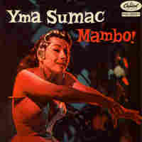 Cover for Mambo!