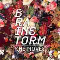 Cover for She Moves (Single)