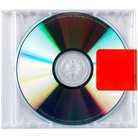 Cover for Yeezus