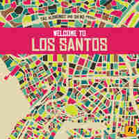 Cover for Alchemist & Oh No Present: Welcome to Los Santos