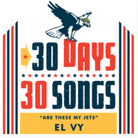 Cover for 30 Days, 30 Songs