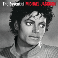Cover for Essential Michael Jackson