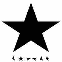 Cover for Blackstar