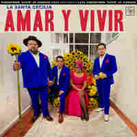 Cover for Amar Y Vivir