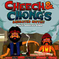 Cover for Cheech & Chong's Animated Movie! (Musical Soundtrack Album)
