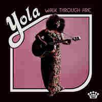 Cover for Walk Through Fire