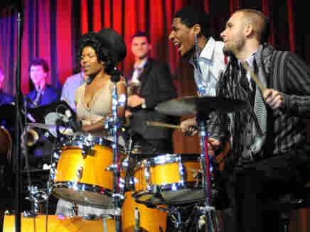 Jonathan Batiste Band.