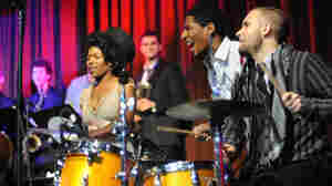 Jonathan Batiste Band On JazzSet