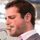 Dominick Farinacci leads a trumpet trio at the Detroit Jazz Festival in a tribute Lee Morgan.