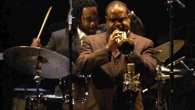 Terrel Stafford performs at Kennedy Center Jazz Club in Washington, D.C.