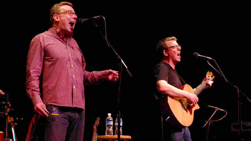 The Proclaimers On Mountain Stage