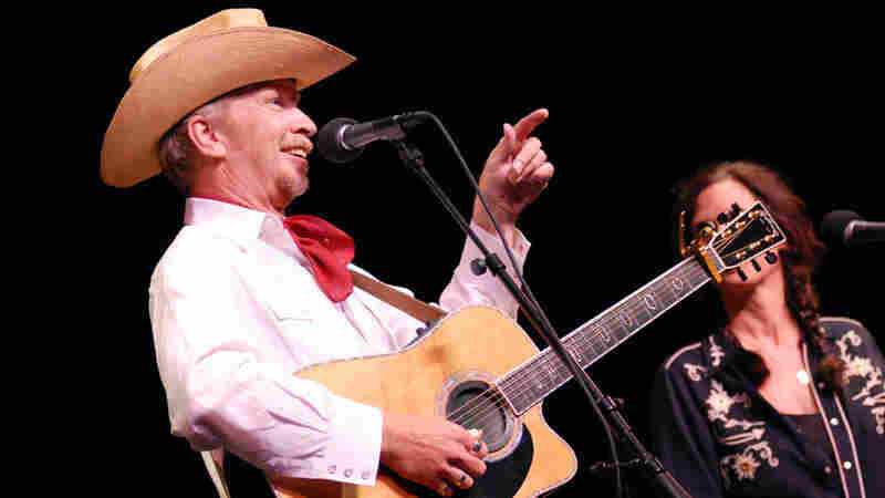 Dave Alvin On Mountain Stage