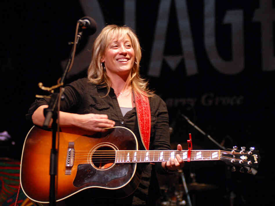 Amy Speace On Mountain Stage : NPR