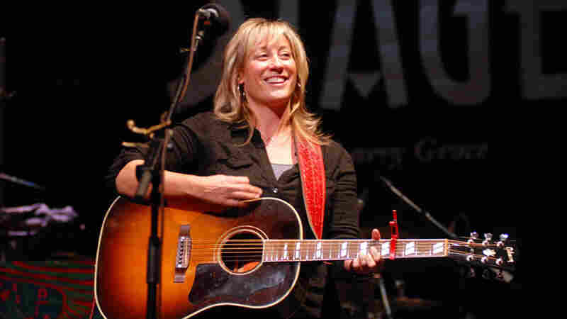 Amy Speace On Mountain Stage