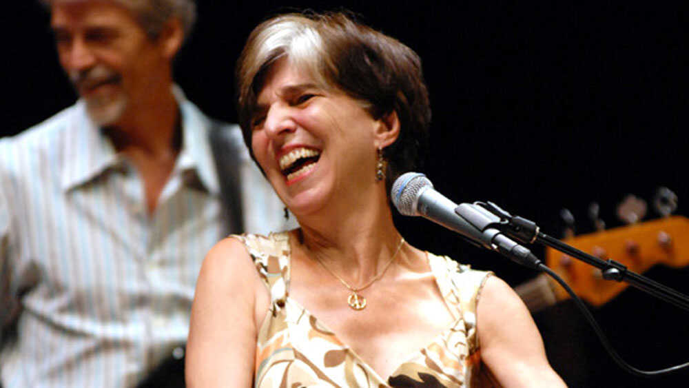 Marcia Ball On Mountain Stage