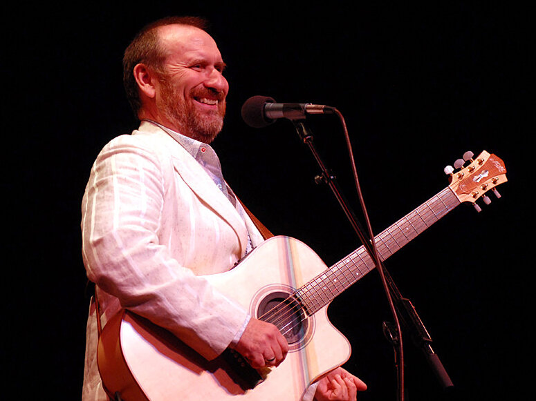 Colin Hay On Mountain Stage : NPR