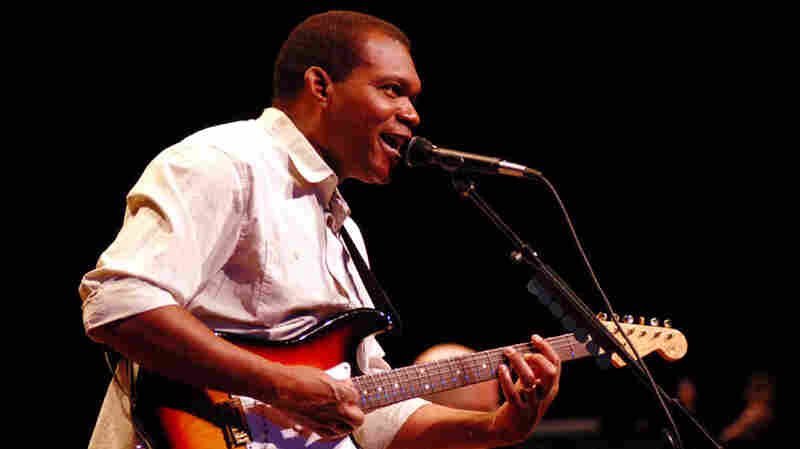 Robert Cray On Mountain Stage