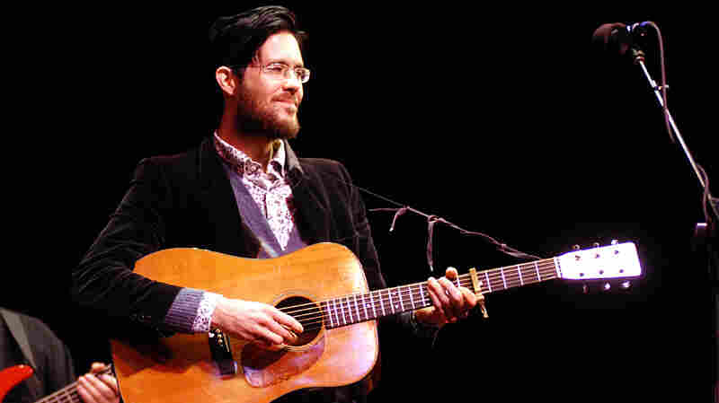 Elvis Perkins In Dearland On Mountain Stage
