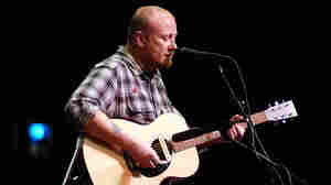 Mike Doughty at Mountain Stage; credit: Brian Blauser