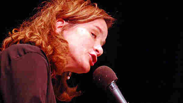 Susan Werner On Mountain Stage