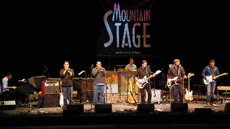 Calexico On Mountain Stage