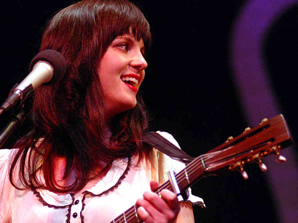 Meaghan Smith On Mountain Stage : NPR
