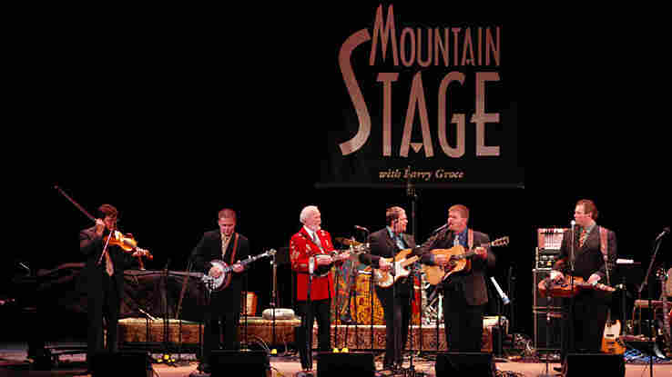 Doyle Lawson, Quicksilver On Mountain Stage