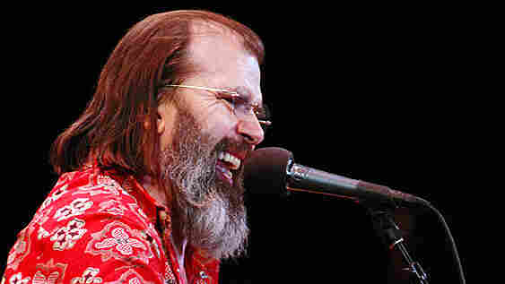 Steve Earle On Mountain Stage