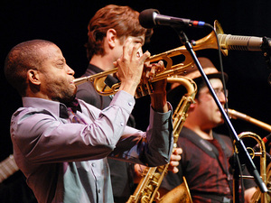 Trombone Shorty and Orleans Avenue Band