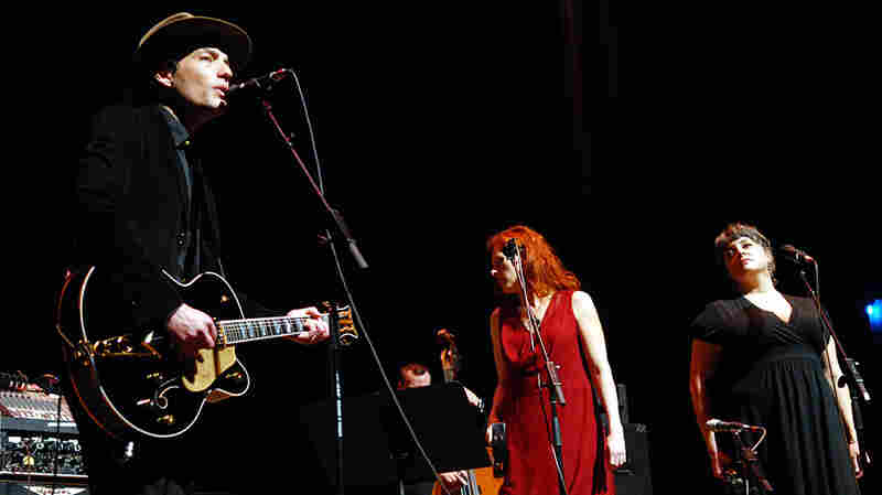 Jakob Dylan On Mountain Stage