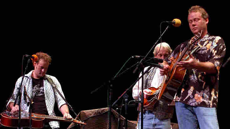 John And Jamie Hartford On Mountain Stage