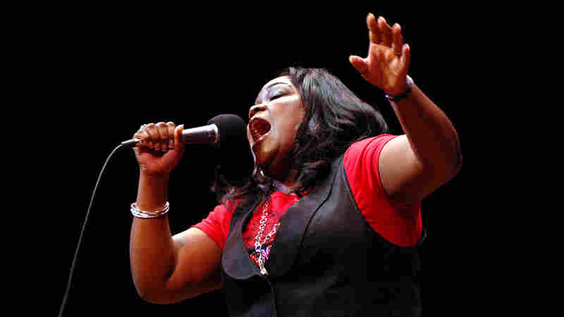 Shemekia Copeland On Mountain Stage