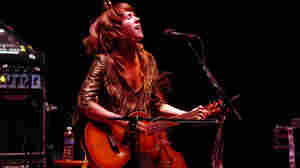 Serena Ryder On Mountain Stage