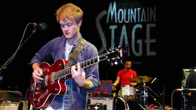 Adam Haworth Stephens On Mountain Stage