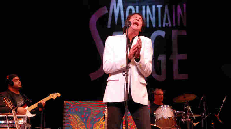 Dwight Twilley On Mountain Stage