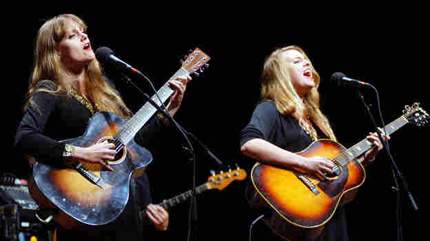 The Chapin Sisters On Mountain Stage
