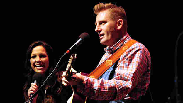 Joey And Rory On Mountain Stage