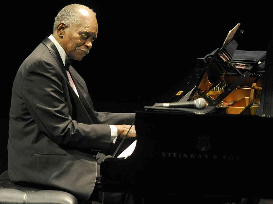 Hank Jones was one of Marian McPartland's first guests on Piano Jazz in 1979.