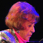 Marian McPartland performs at Dizzy's Club Coca-Cola.