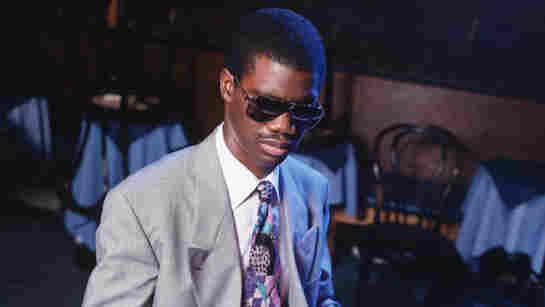Marcus Roberts On Piano Jazz