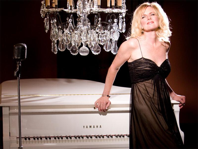 Carol Welsman On Piano Jazz : NPR