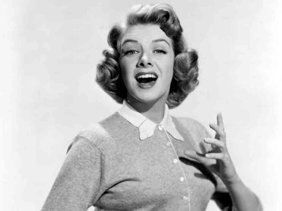 Rosemary Clooney On Piano Jazz : NPR