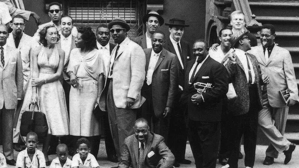 Behind 'A Great Day In Harlem': Jean Bach On Piano Jazz