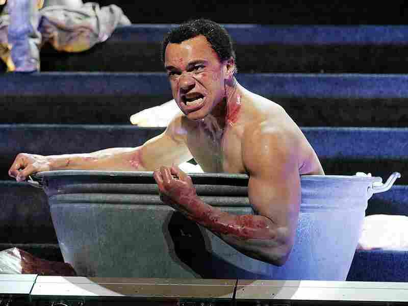 Yosemeh Adjei as Handel's Ezio