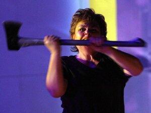 Susan Bullock as Elektra
