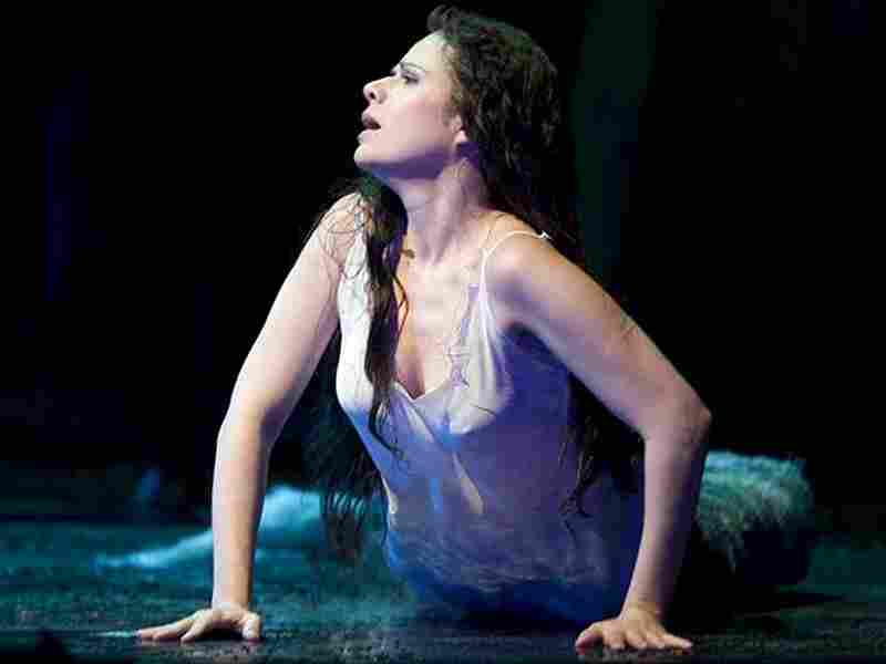 Ana Maria Martinez as Rusalka