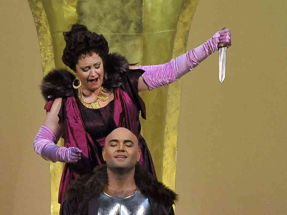 Ann Hallenberg and Xavier Sabata star in Handel's 'Agrippina'