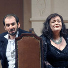 Dimitris Tiliakos and Violeta Urmana star in Verdi's 'Macbeth.'